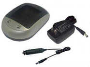 Battery Charger suitable for PENTAX Optio H90
