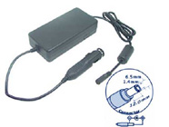 Replacement SONY VAIO PCG-FR495EP Laptop Car Charger