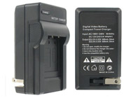 Battery Charger suitable for PENTAX Optio S10