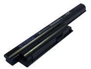 SONY VAIO SVE15117FW Battery Li-ion 5200mAh